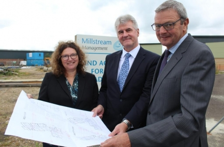 Millstream Management Services plans to double in size as it announces move to new offices