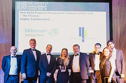 Millstream Management Services are Highly Commended for their property management