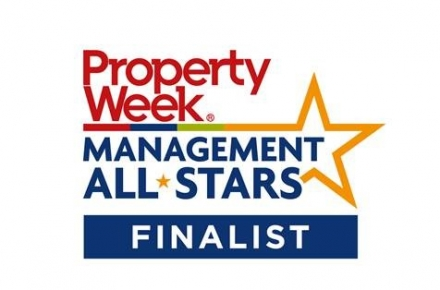 Property Week Management All Stars Finalist 2018