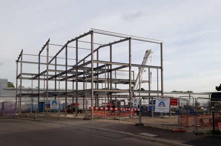 New Head Office – construction update