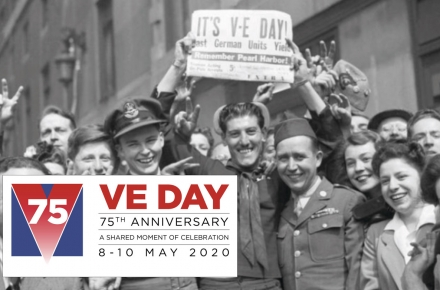VE-Day 'Stay at Home' Celebrations
