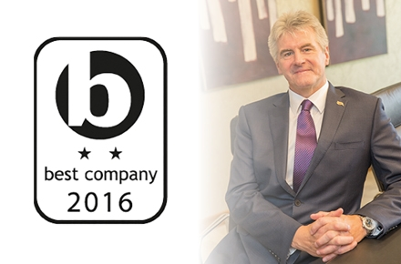 Millstream Management Services receives 2 Star accreditation from Best Companies